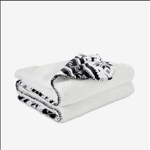 Victoria's Secret PINK Sherpa Blanket